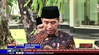 Jokowi Pastikan Korban Gempa Ambon Akan Dapat Santunan
