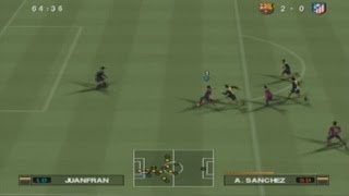 PES 2014 PS2 Gameplay HD