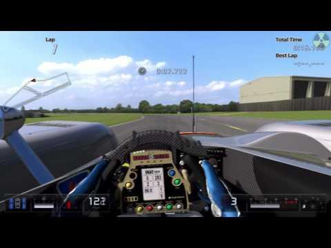 Gran Turismo 5: Audi R10 TDI Race Car