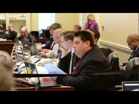 Treachery in the Maryland House of Delegates