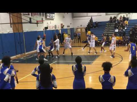 "Calvin ""23"" Brown- Roosevelt Senior Season Highlights"