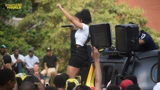Sun EL Musician ft Simmy - Ntabezikude (Perfomance at Howard College Campus