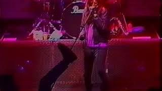 The Ramones live at Citta Club.