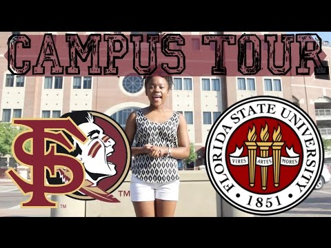 College Tour #3 Florida State University