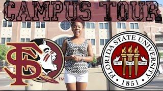 College Tour #3 Florida State University