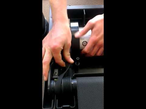 motor belt exchange