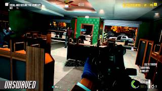 Payday 2 - Gameplay - MAX Settings - i3 2120, MSI 7790 OC