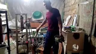 Оборудование для литья сайлентблоков,подошв,пыльников своими руками.Обучение!