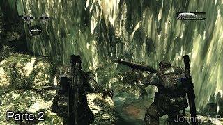 Gears of War - Lugar Secreto (Parte 2 - Exploramento)