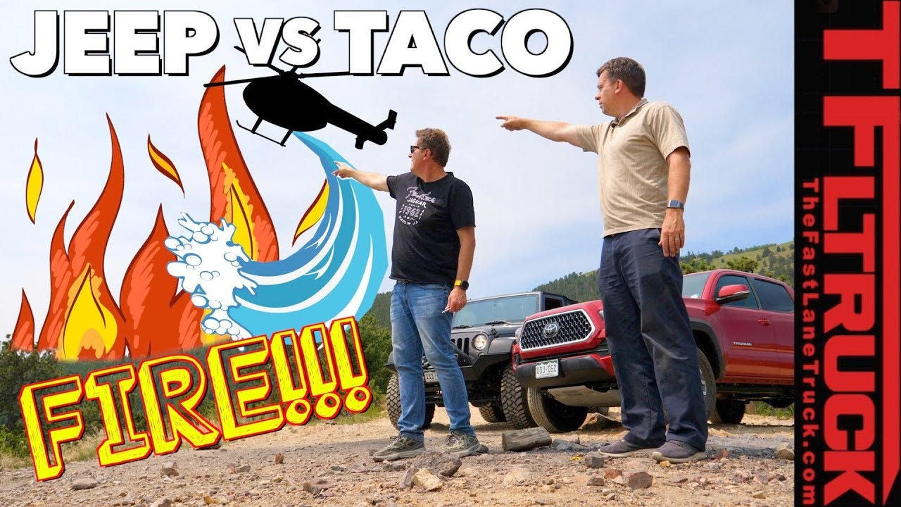 Truck Rewind: Toyota Turbo Truck - Will the New Tacoma ever get