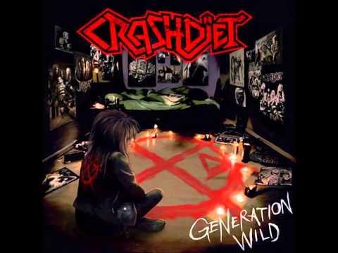 Crashdïet - Generation Wild (Full Album/Álbum Completo)