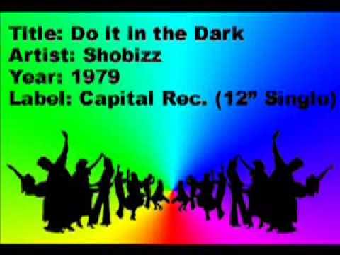 Do it in the Dark - Shobizz