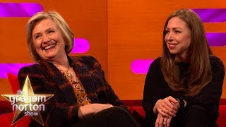 Hillary Clinton On Running For President Again | The Graham Norton Show
