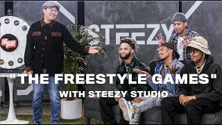 @THEFUTUREKINGZ on The Freestyle Games | Dance Challenge with STEEZY Studio