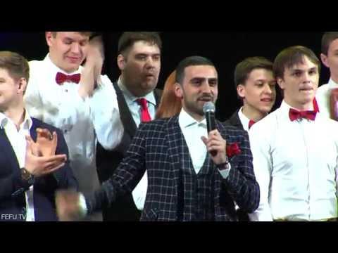 Приморская лига КВН 2016. Четвертьфинал