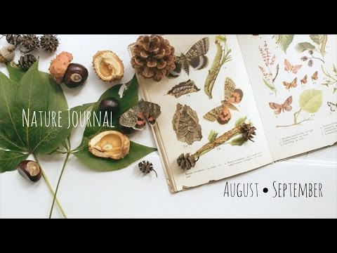 Nature Journal [AUGUST • SEPTEMBER]