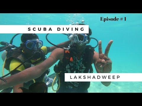 Scuba Diving II Kavaratti Island II Lakshadweep II Vibrant Corals