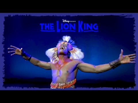 Endless Night (Instrumental) - The Lion King Musical