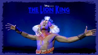 Endless Night Instrumental The Lion King Musical.mp3