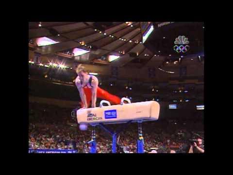 Paul Hamm - Pommel Horse - 2004 Visa American Cup