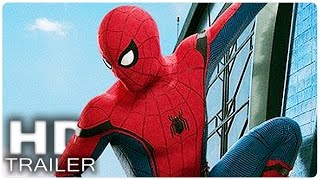 SPIDER MAN HOMECOMING Trailer (2017)