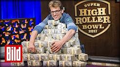 Pokern: Christoph Vogelsang gewinnt in Las Vegas und verrät seine Taktik