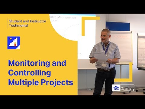 IATA Training | Monitoring and Controlling Multiple Projects | Student and Instructor Testimonial