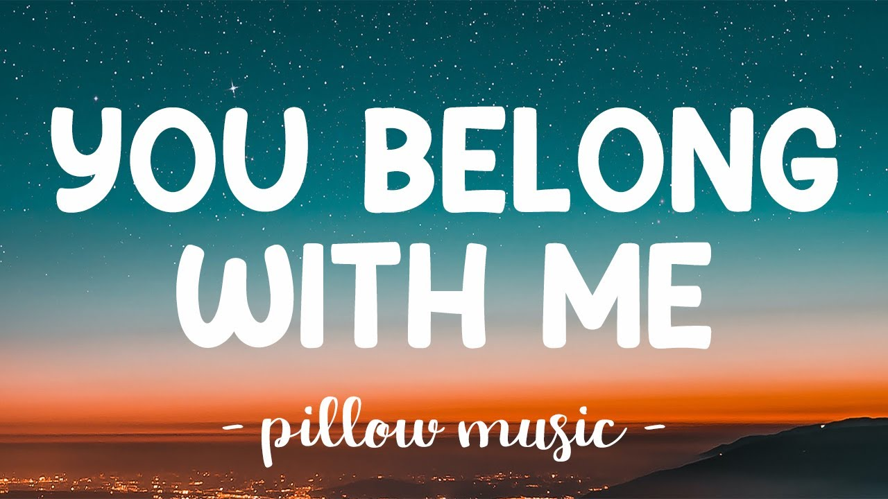 Download You Belong With Me - Taylor Swift (Lyrics) 🎵