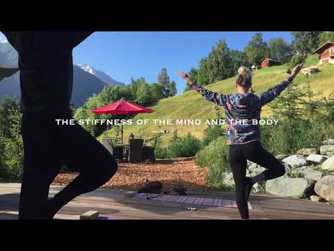 Yoga Meditation Switzerland Healthy bio food