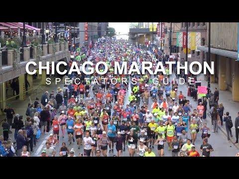 2019 Chicago Marathon Spectators' Guide