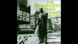 Thad Jones / April in Paris 1956