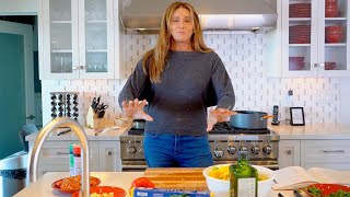 Cooking with Caitlyn Jenner!