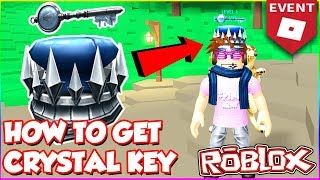 HOW TO GET THE CRYSTAL KEY AND CROWN! *Full Tutorial+Solver!* (Roblox Ready Player One Event)