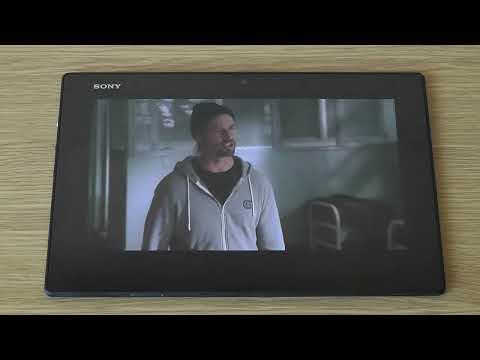 Sony Xperia Tablet Z - wideo recenzja