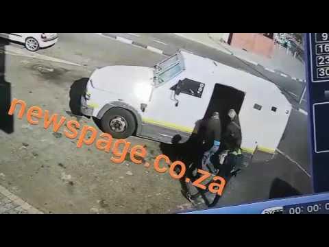 Sbv robbery