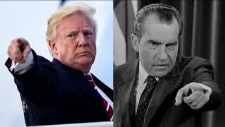 The Richard Nixon - Donald Trump Connection
