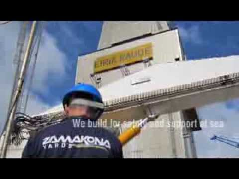 Zamakona Yards - Shipbuilding & Ship Repair -