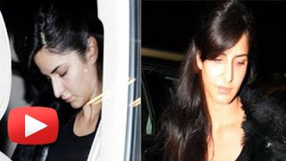 VIDEO Katrina Kaif CAUGHT SLEEPING, DANCING With Police