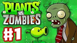 Plants VS Zombies Cap. 1