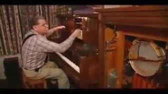 Instrument de musique pour les vieux dessins animés
