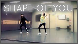 ED SHEERAN - Shape Of You   Kyle Hanagami Choreography - DANCE COVER