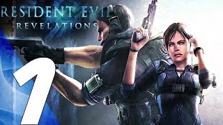 Repeat youtube video Resident Evil Revelations - Gameplay Walkthrough Part 1 - Prologue [1080P 60FPS]
