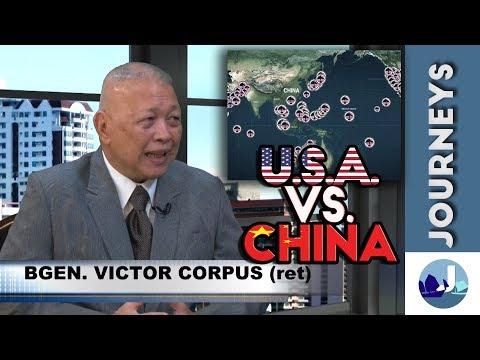 U.S. Vs. China - with BG. Victor Corpus (June 10, 2018 1/3)