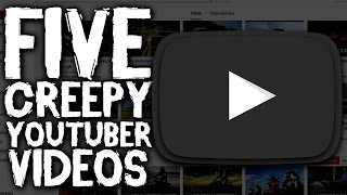 5 CREEPY Urbex Videos By Normal YouTubers (HALLOWEEN SPECIAL)