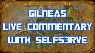wow cataclysm battle for gilneas live commentary w selfs3rve 85 rogue pvp 4 0 6