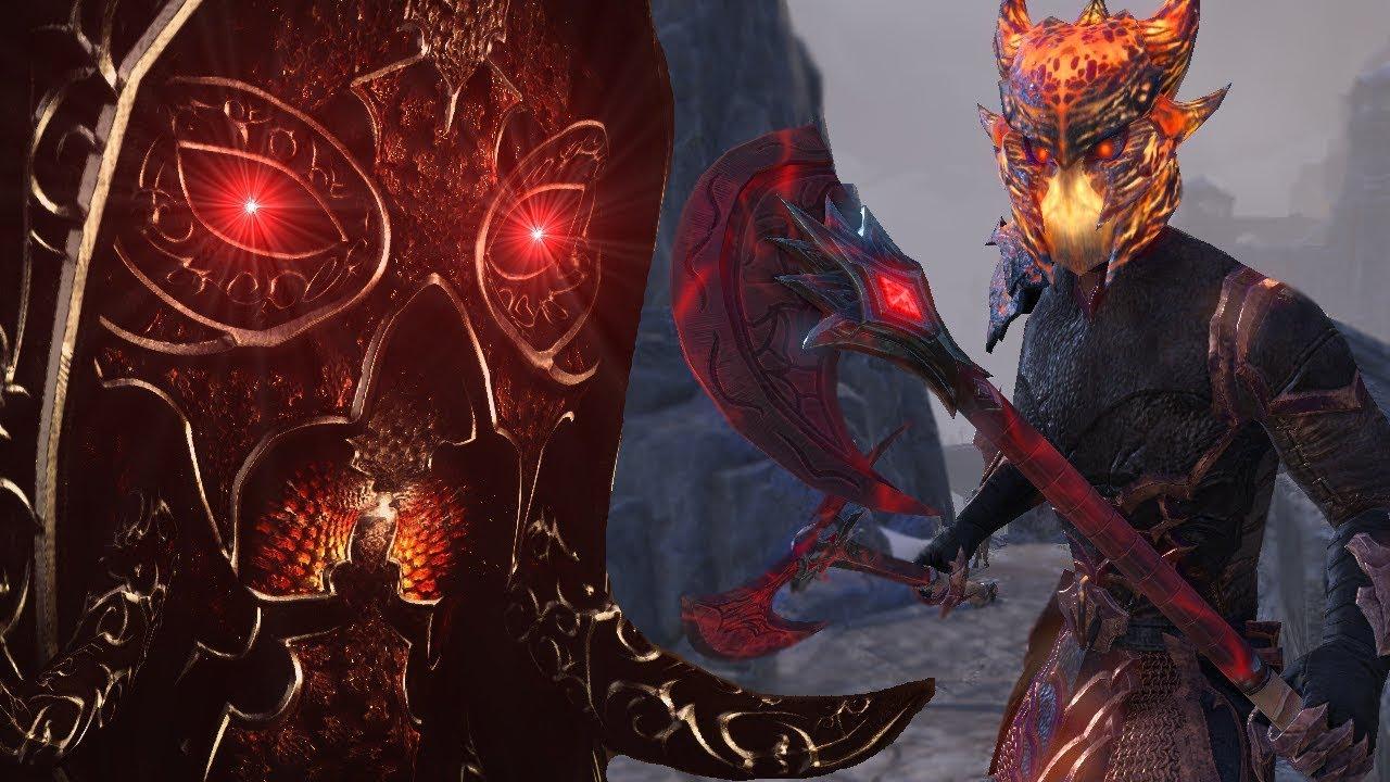 Killing A Legendary Dragon Priest Elder Scrolls Online Scalecaller Peak Dungeon Youtube How to choose your armor in eso. killing a legendary dragon priest elder scrolls online scalecaller peak dungeon