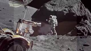 Apollo 17 at 45 - Only Scientist to Walk on Moon Recalls Training