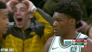 Boston Celtics Defensive Highlights vs Atlanta Hawks (12/14/2018)