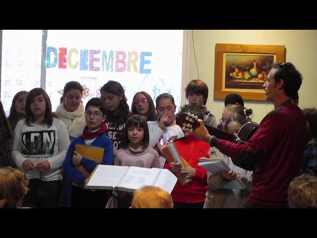 Curs 2017-18 - Cor Escolar - La Marimorena - Residència St.Llorenç