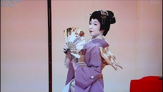 市川ぼたん日本舞踊「松竹梅」河東節
